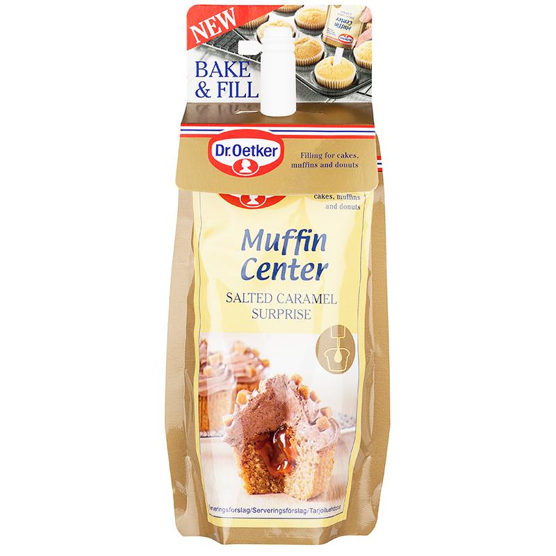 """Muffinsfyllning """"Salted Caramel"""" 140g - 80% rabatt"""