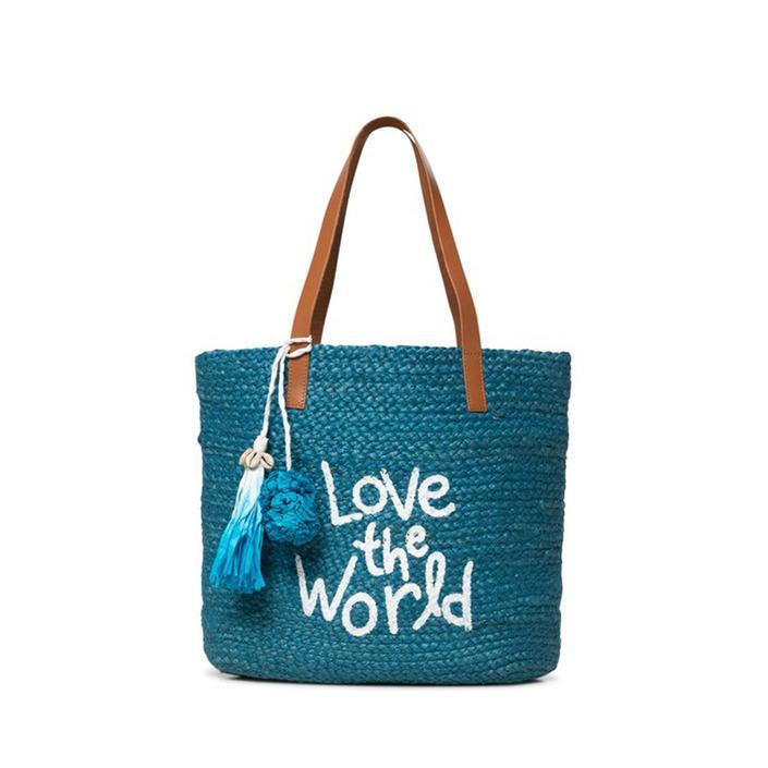 Desigual Women's Bag Green 173242 - green UNICA