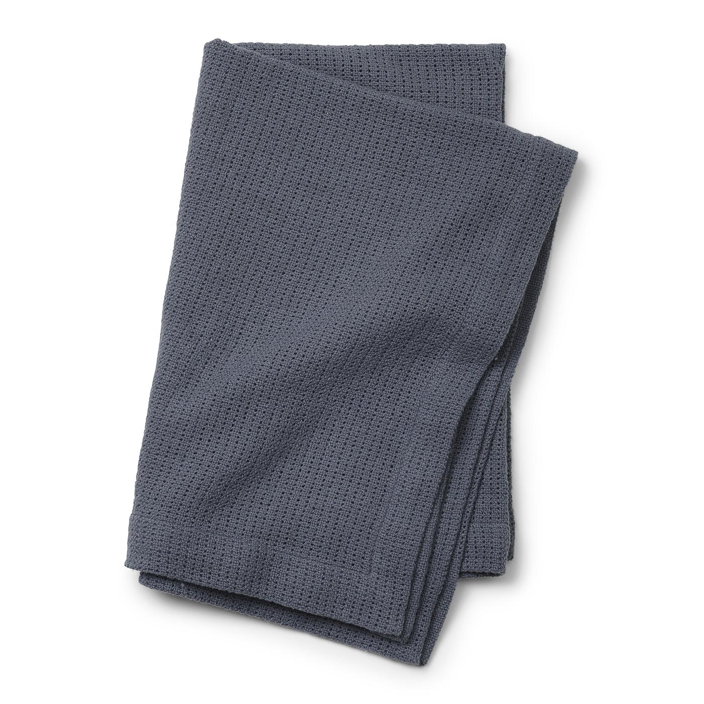 Cellular Blanket - Tender Blue