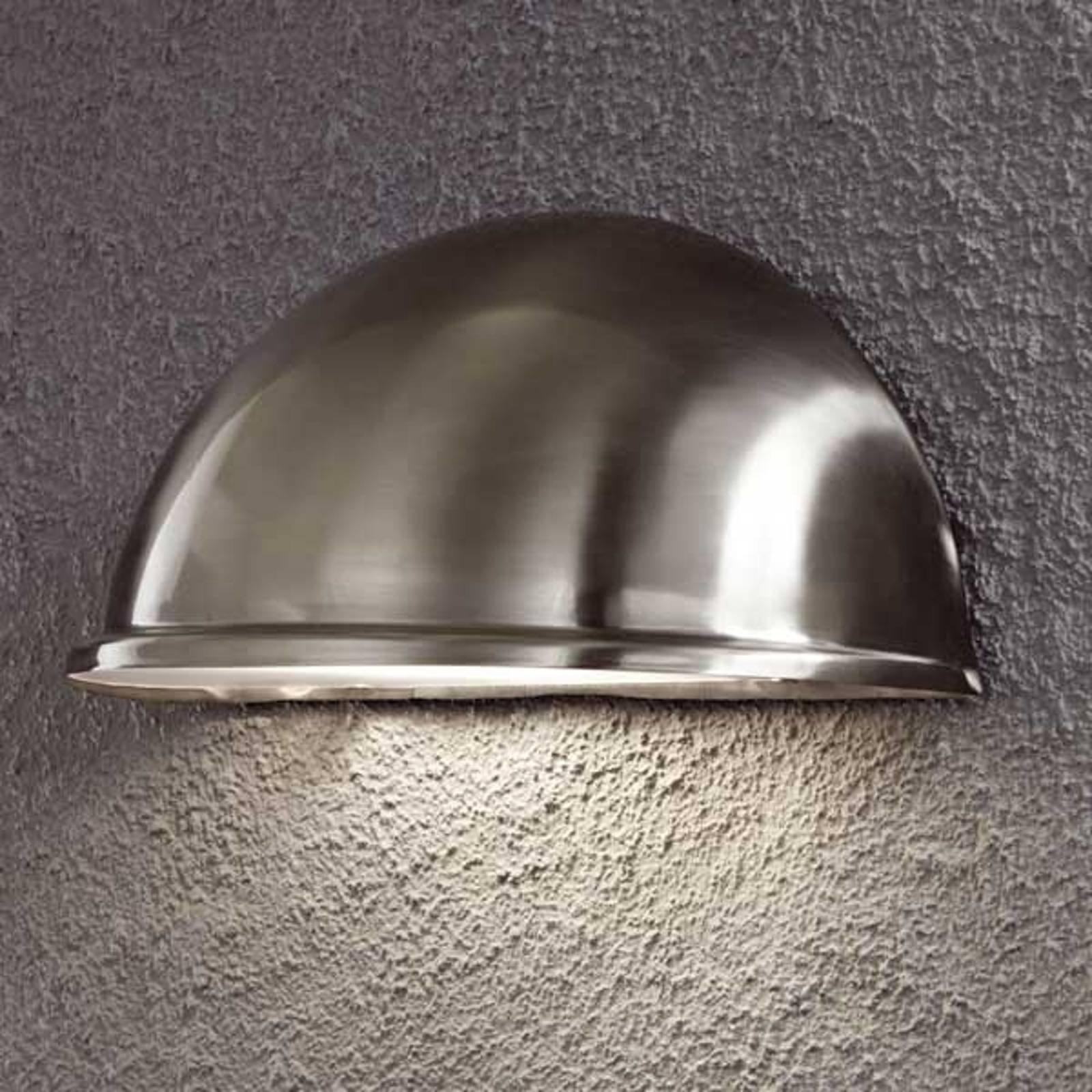 Solid TORINO E27 utebelysning i rustfritt stål