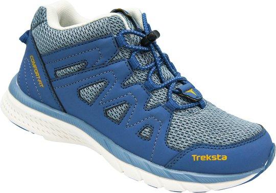 Treksta Wave Low Sneaker, Light Blue 28