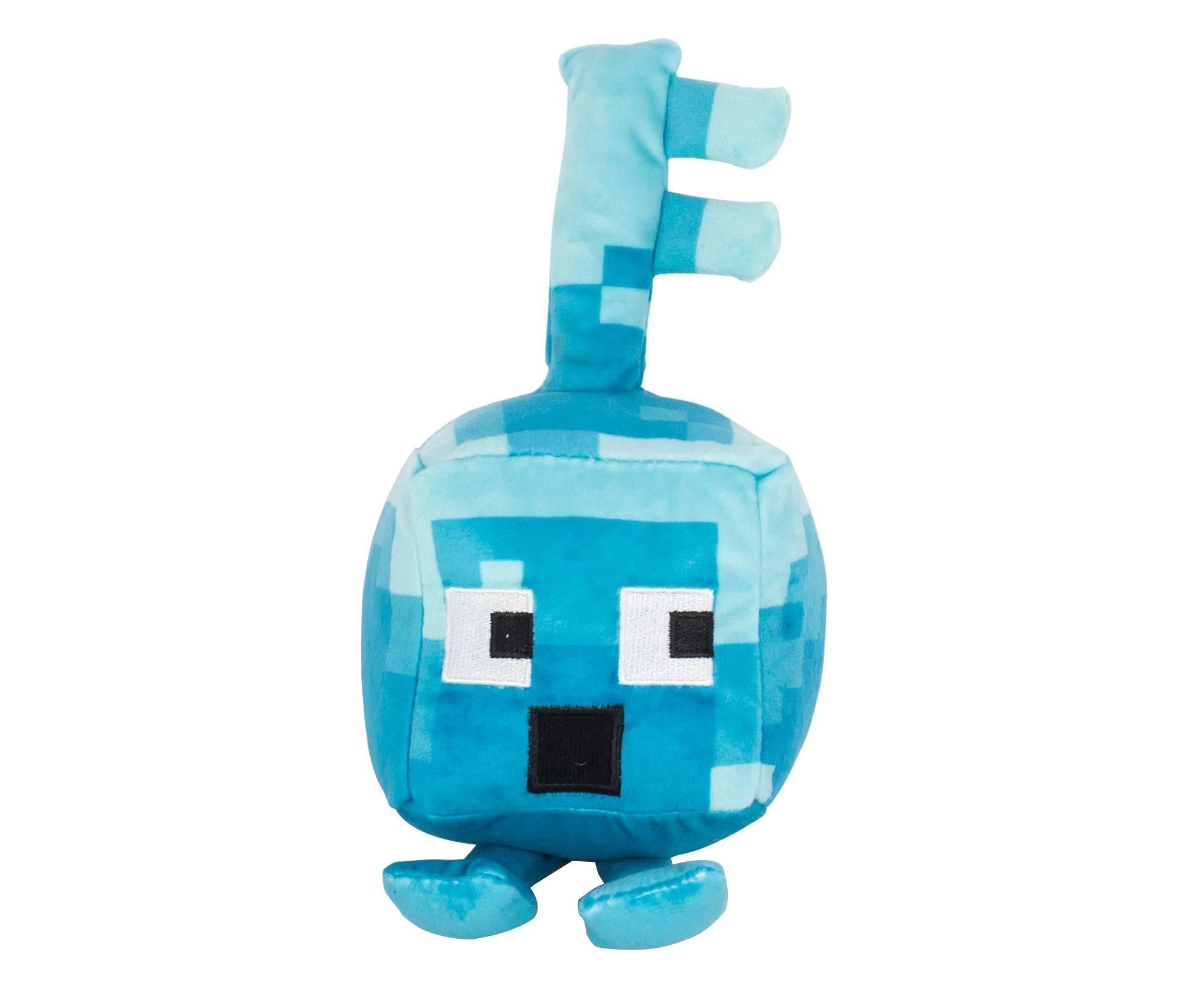Minecraft Dungeons Happly Explorer Diamond Key Golem Plush