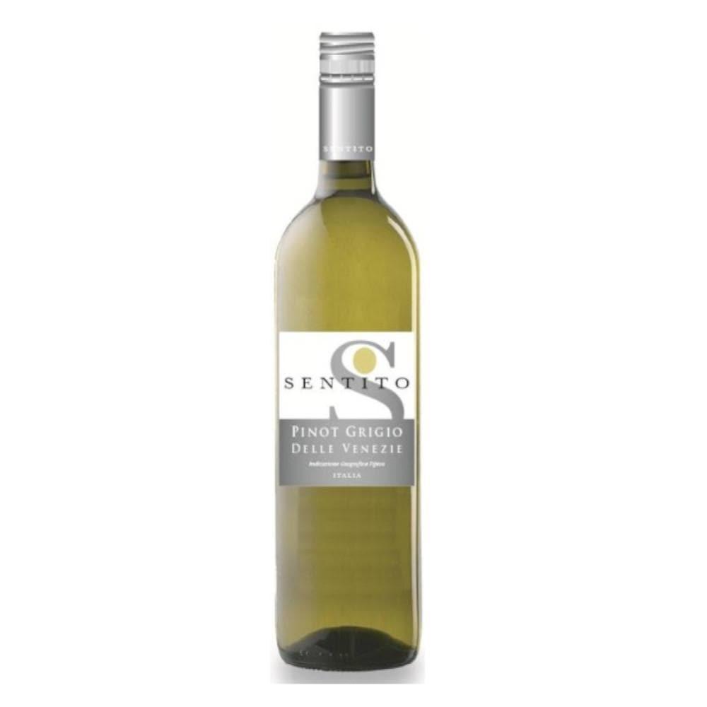 Pinot Grigio delle Venezia DOC 2019 75cl by Sentito