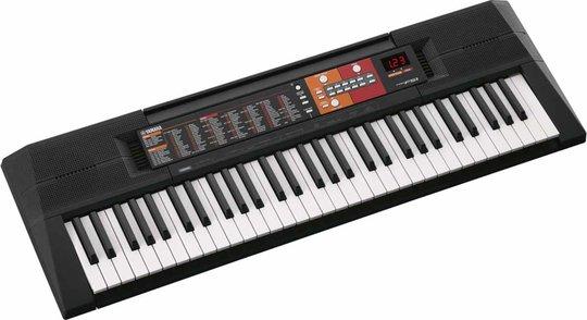 Yamaha PSRF51 Keyboard