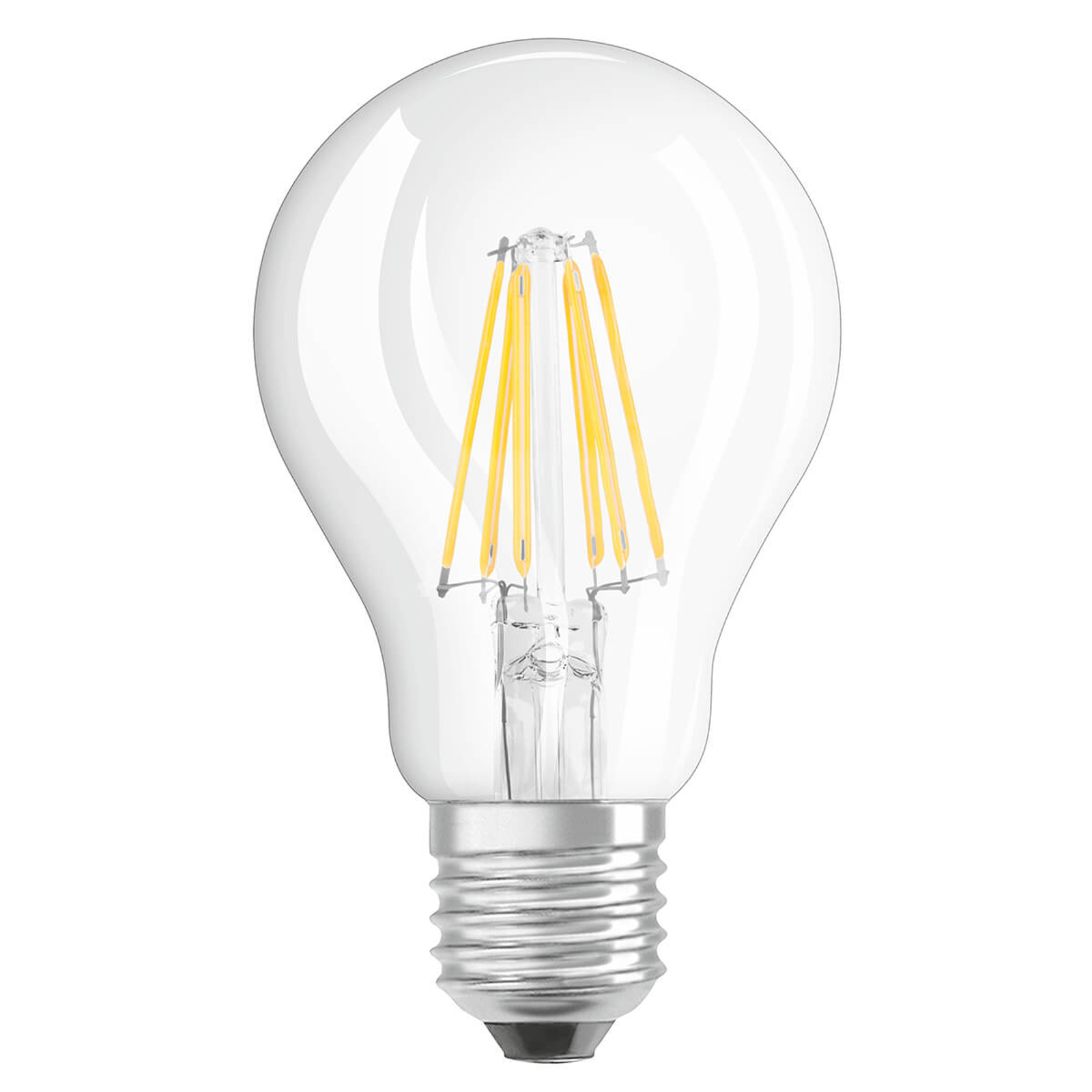 OSRAM-LED-lamppu E27 6,5W perusvalkoinen, 806 lm