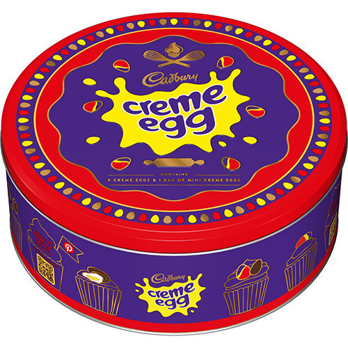 Cadbury Creme Eggs Tin 409g