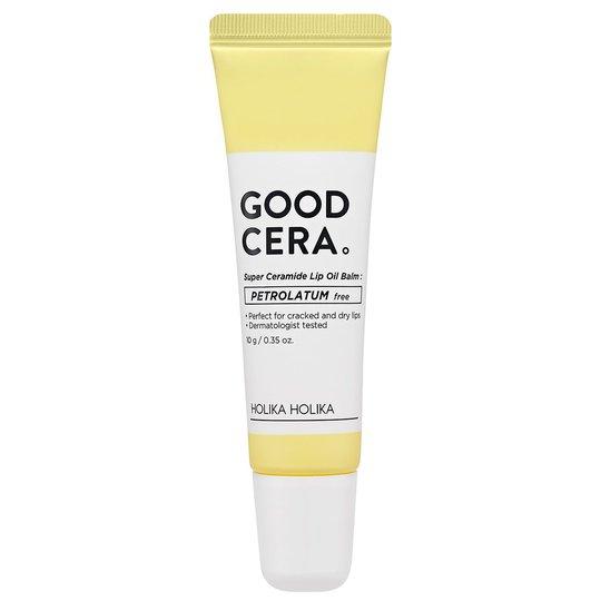 Good Cera Super Ceramide Lip Oil Balm, 10 g Holika Holika Huulirasva