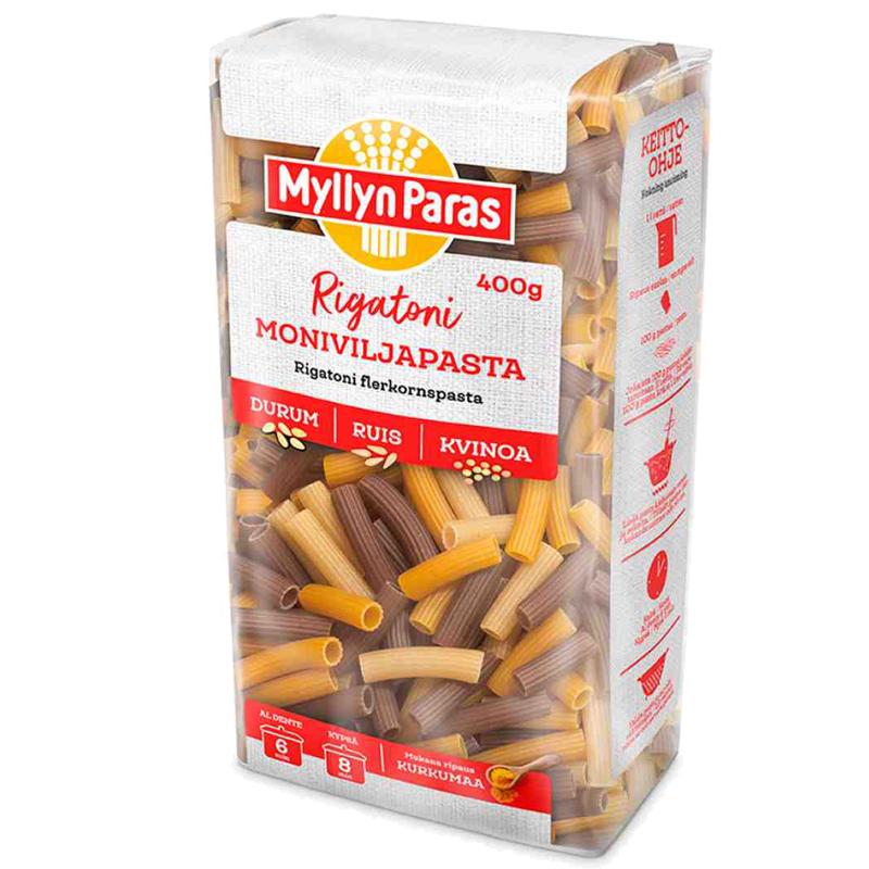 Rigatoni Moniviljapasta - 25% alennus