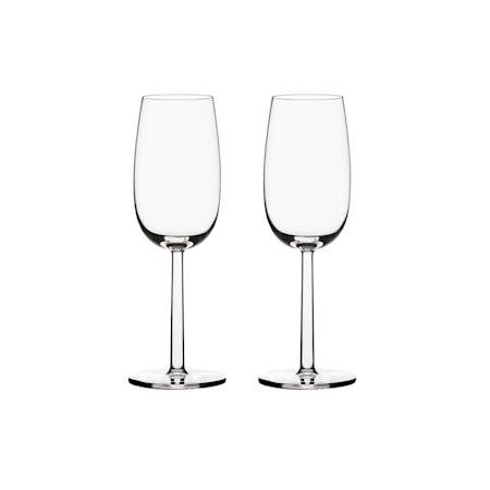 Raami Champagneglass 24 cl 2-pakning