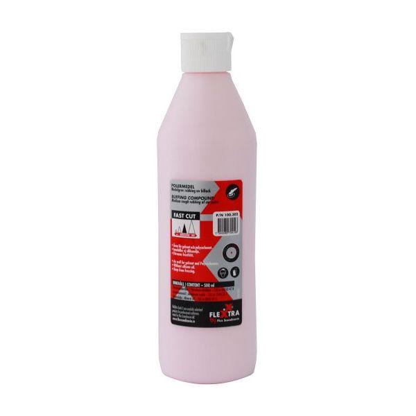 Flexxtra Fastcut Polermiddel 500 ml