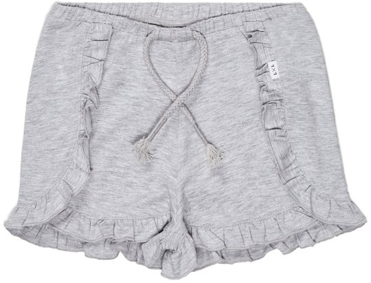 Luca & Lola Gemina Shorts, Grey Melange 98-104