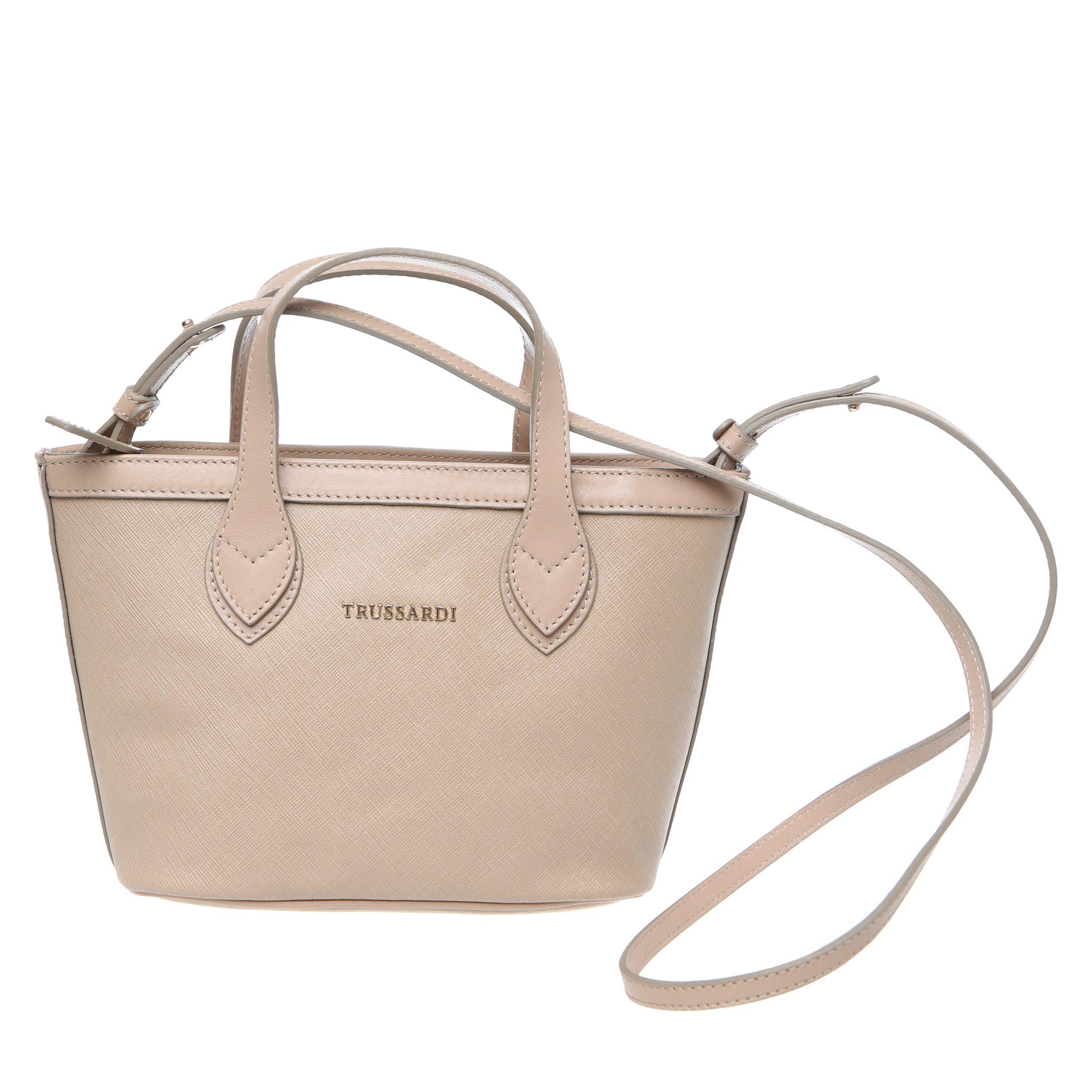 Trussardi Women's Handbag Beige 76B103M_60Taupe