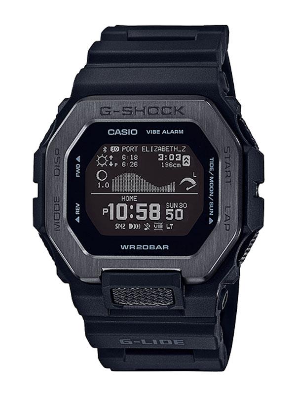 CASIO G-Shock G-Lide Bluetooth GBX-100NS-1ER - Digitalklocka