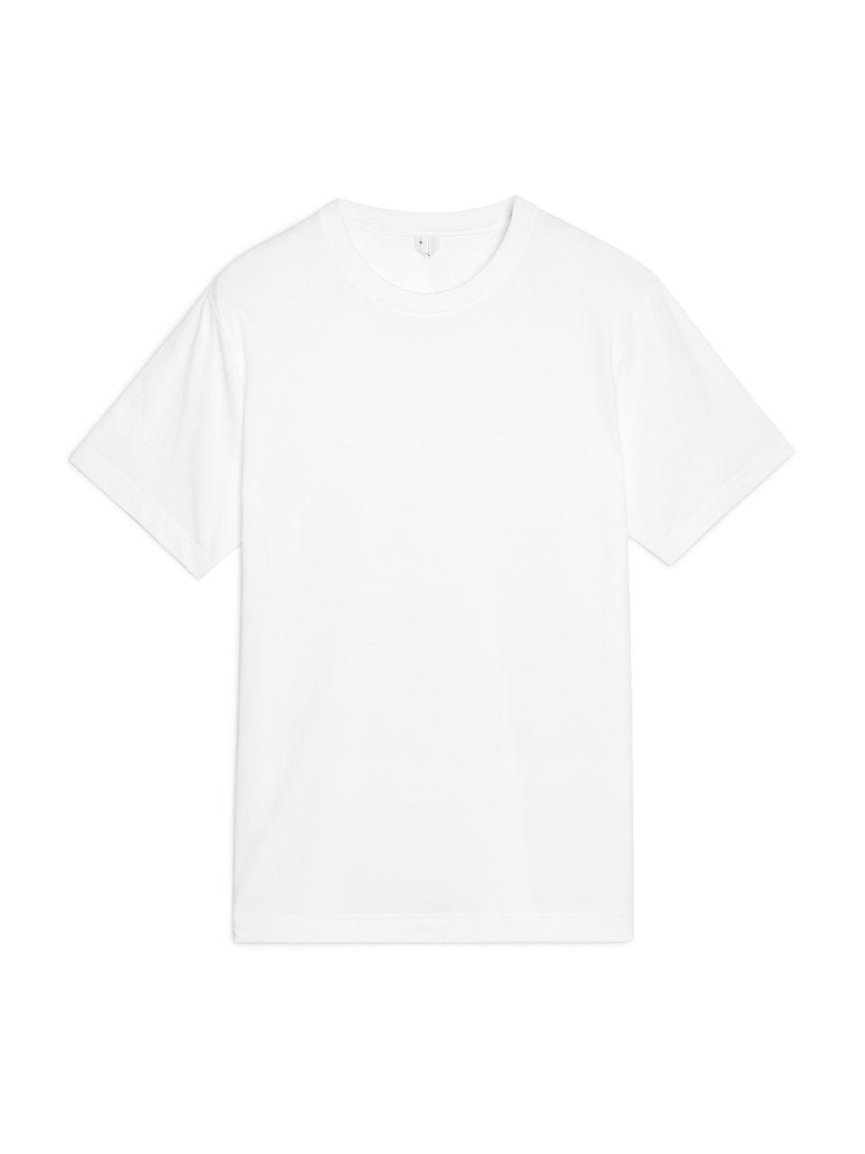 Midweight T-Shirt - White
