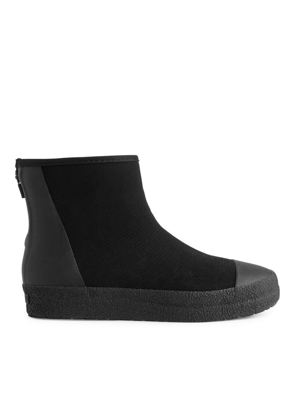 Tretorn Arch Hybrid Boots - Black
