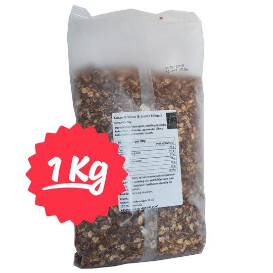 Eko Granolamix Kakao & Kokos 1kg - 39% rabatt