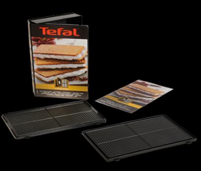Tefal Snack Collect Box 5: Vafler Smörgåsgrill