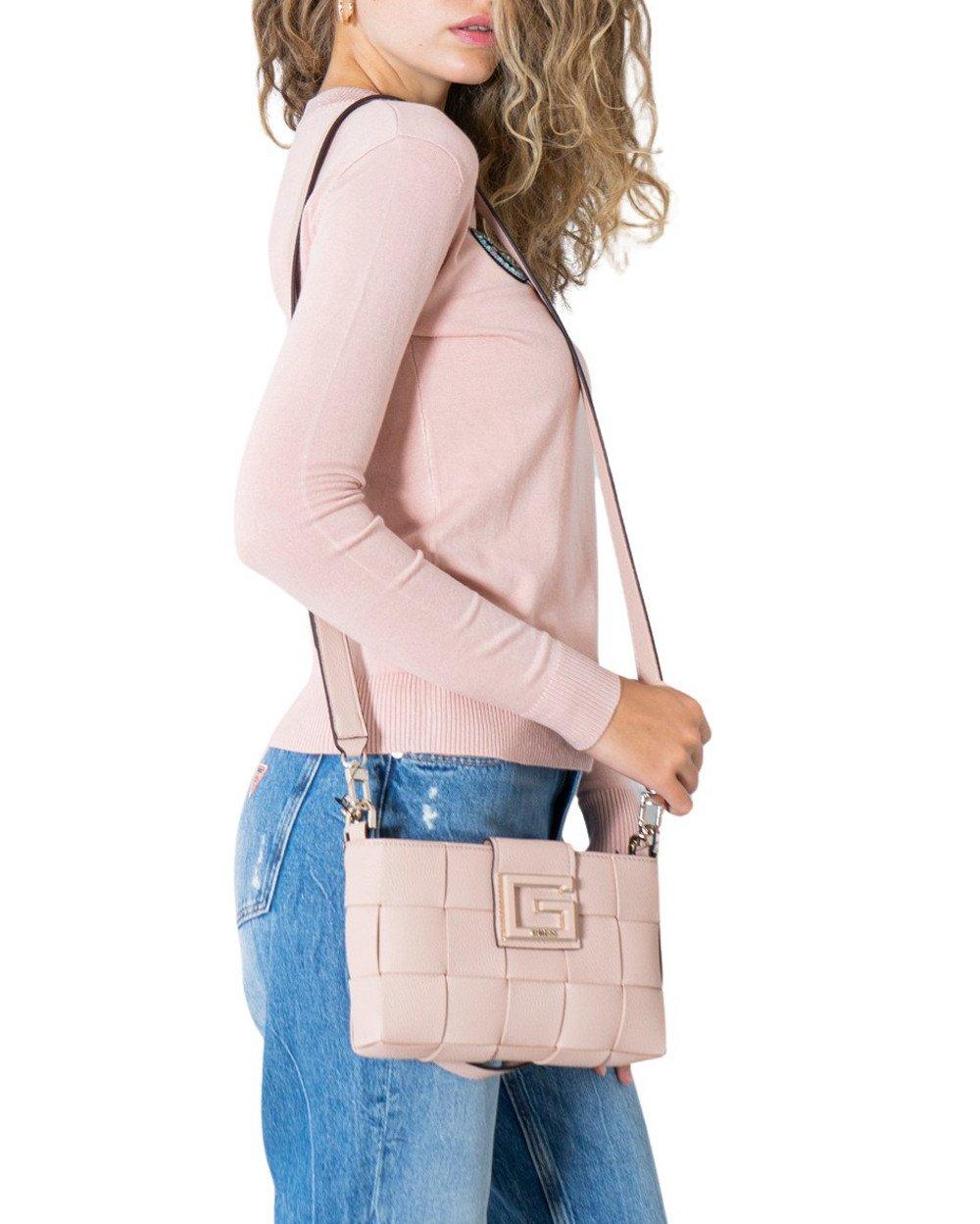 Guess Women's Crossbody Bag Various Colours 305761 - pink UNICA