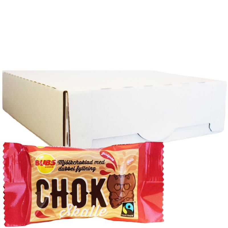 Hel Låda Mjölkchoklad Jordgubb & Kola 40 x 17g - 34% rabatt