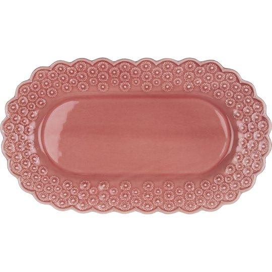 PotteryJo Ditsy Ovalt Uppläggningsfat Rose