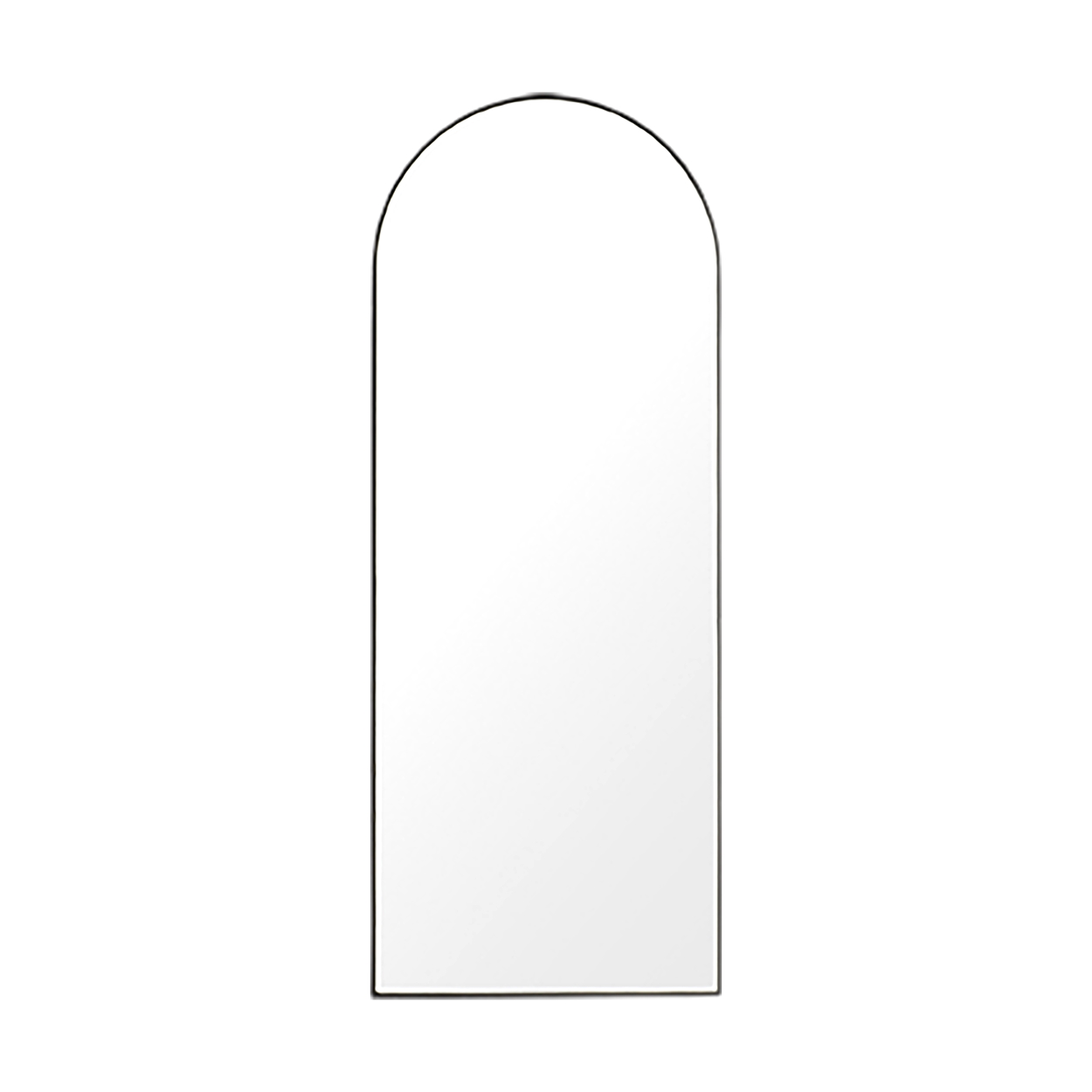 Spegel ARCUS valvformad 140 cm AYTM