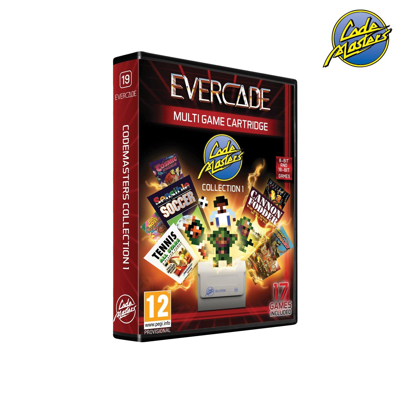 Blaze Evercade Codemasters Cartridge