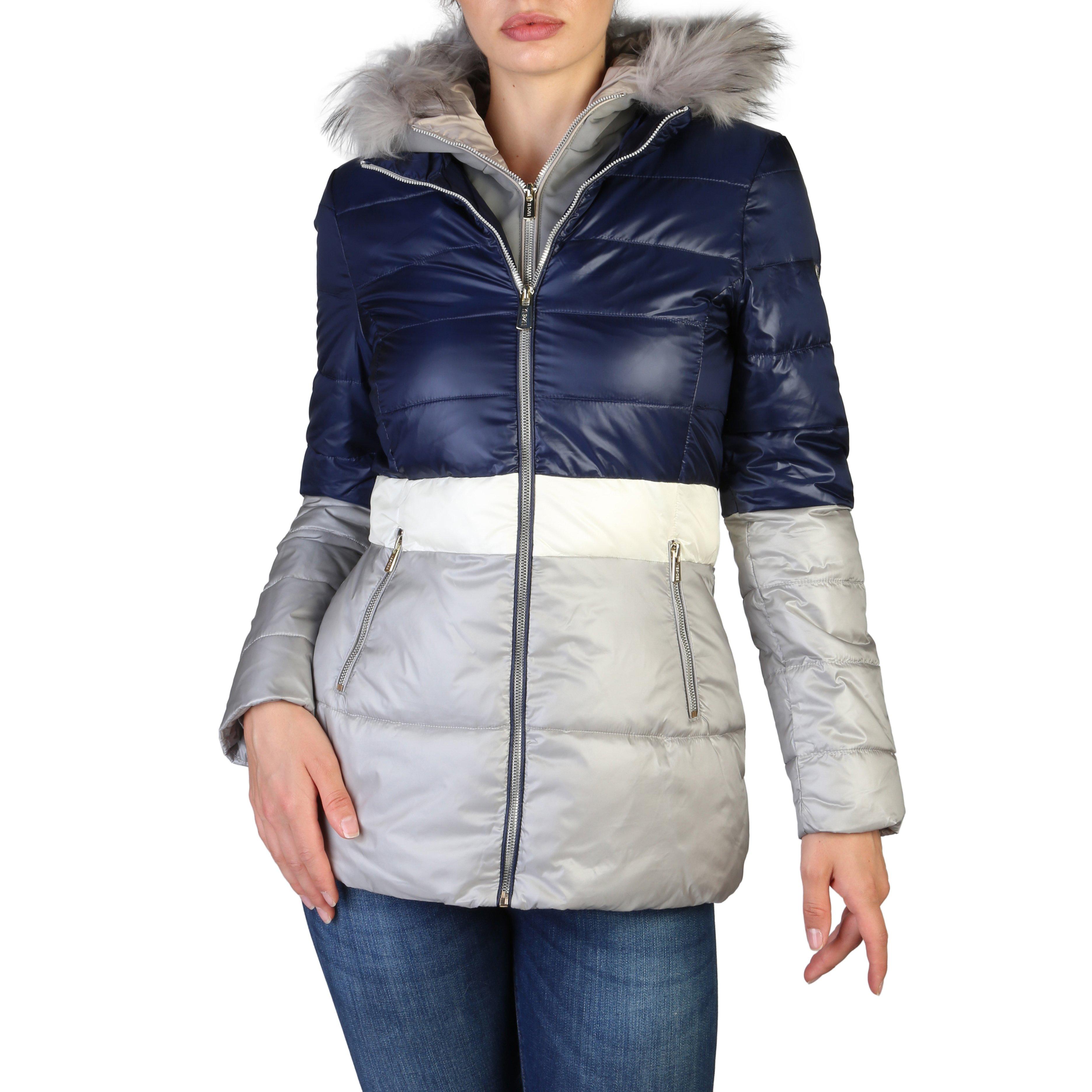 Yes Zee Women's Jacket Various Colours J008_Q300 - blue XS