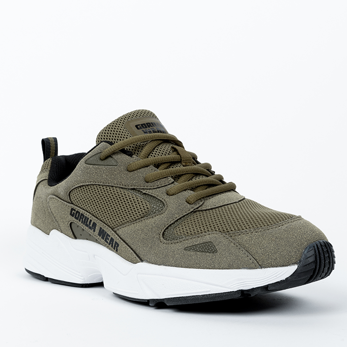 Newport Sneakers, Army Green