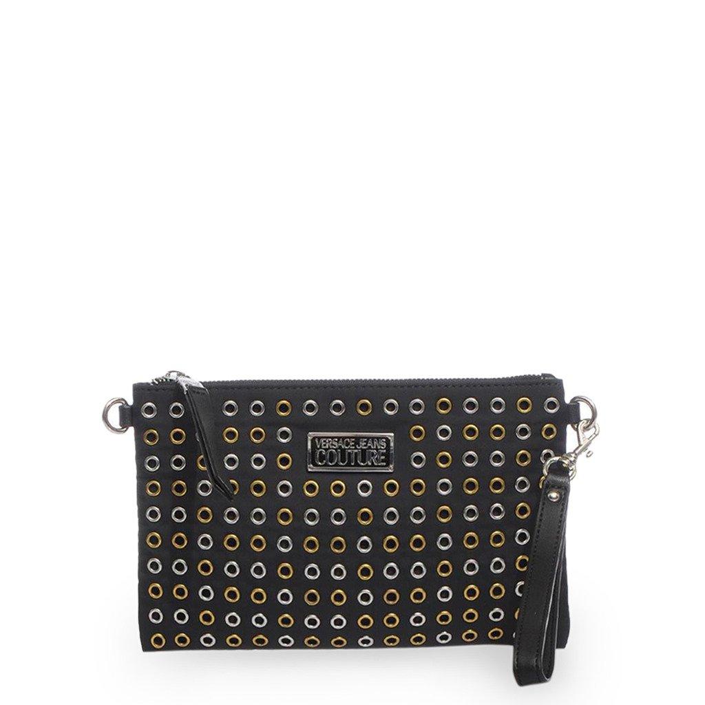 Versace Jeans Women's Clutch Bag Black E1VWABXX_71886 - black NOSIZE