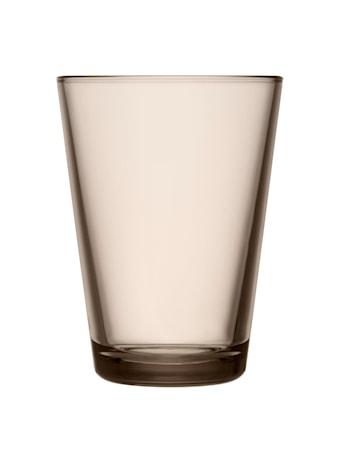 Kartio Glas Linne 40 cl 2 st