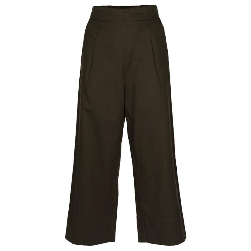 Loungewear byxor Leaf Green Stl L - 64% rabatt