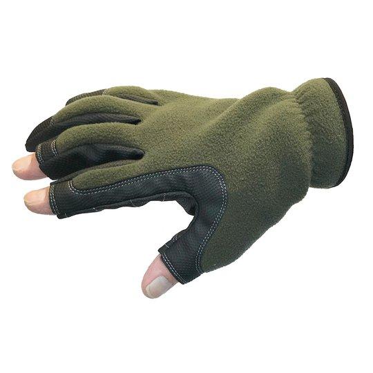 Snow Fox fingerlösa handskar