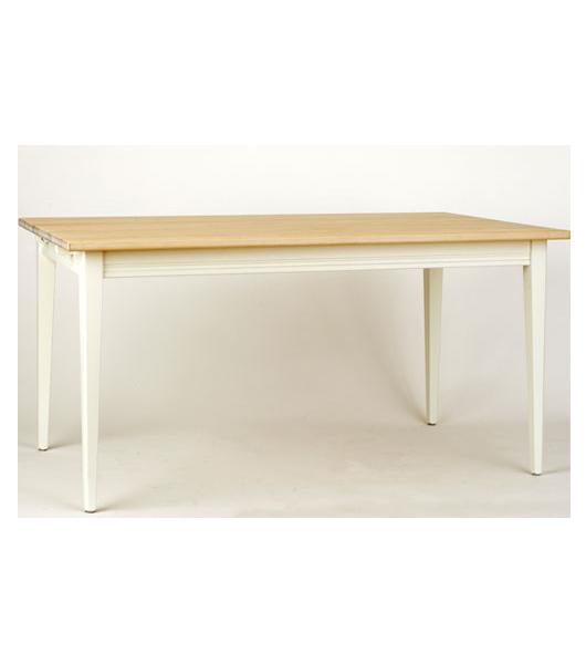 Matbord Gästabud 140 x 80 cm, Leksandsstolen