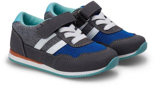 Little Champs Baby Sneaker, Dark Grey 21
