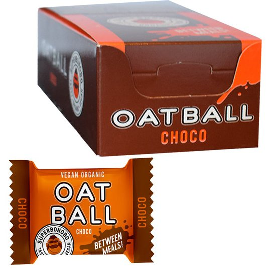 Oatboll Choco 8-pack - 43% rabatt