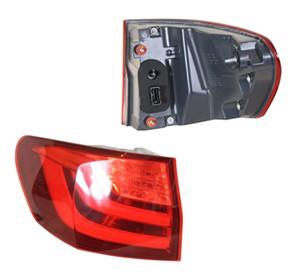 Takavalo, Oikea, BMW 5 Touring [F11], 63 21 7 203 234, 63 21 7 370 346