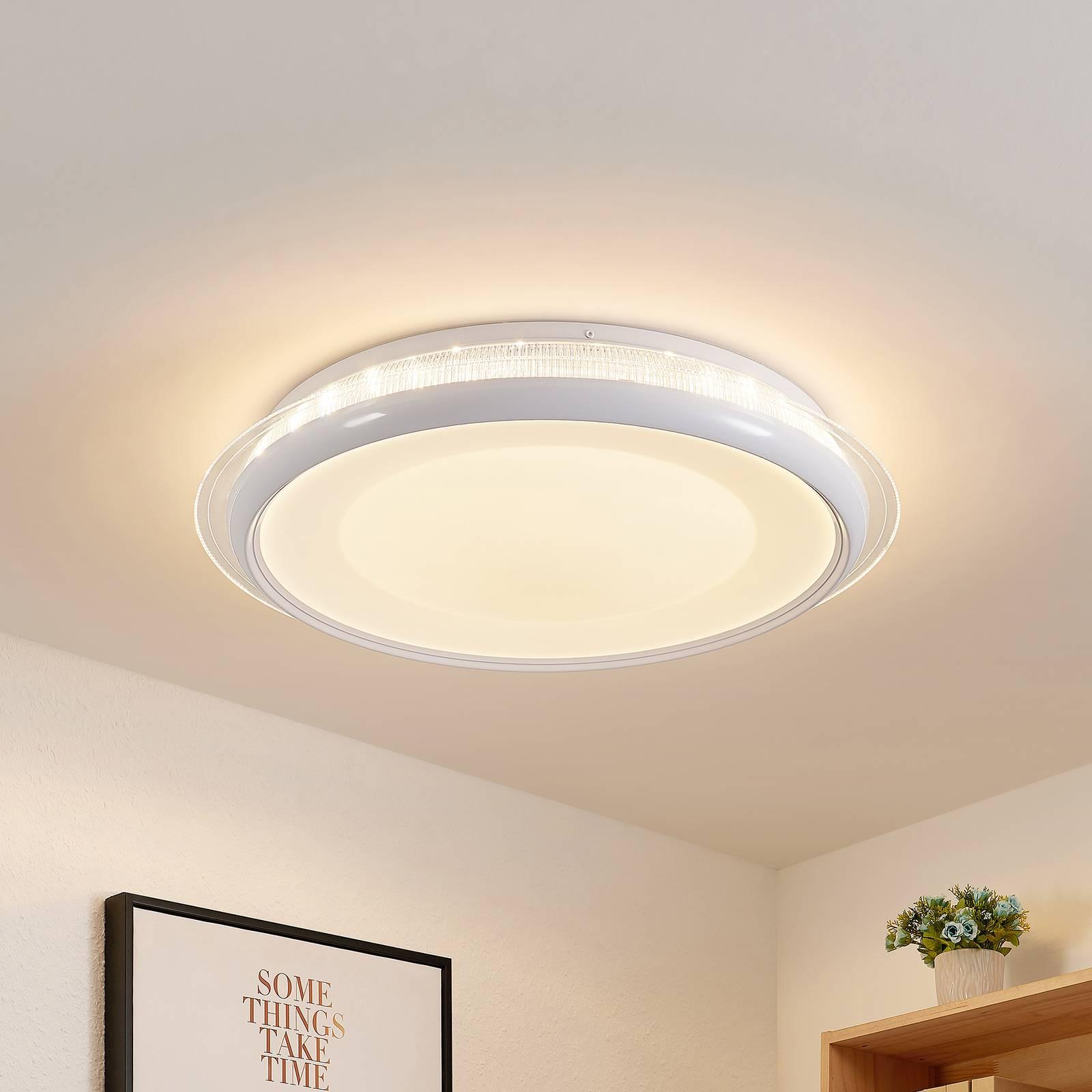 Lindby Olani -LED-kattovalaisin CCT, himmennettävä