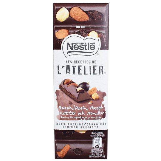 Choklad Russin, Hasselnötter & Mandlar 100g - 40% rabatt