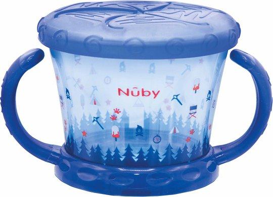 Nûby Snackskål, Blå
