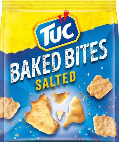 Tuc Baked Bites Salted 110g