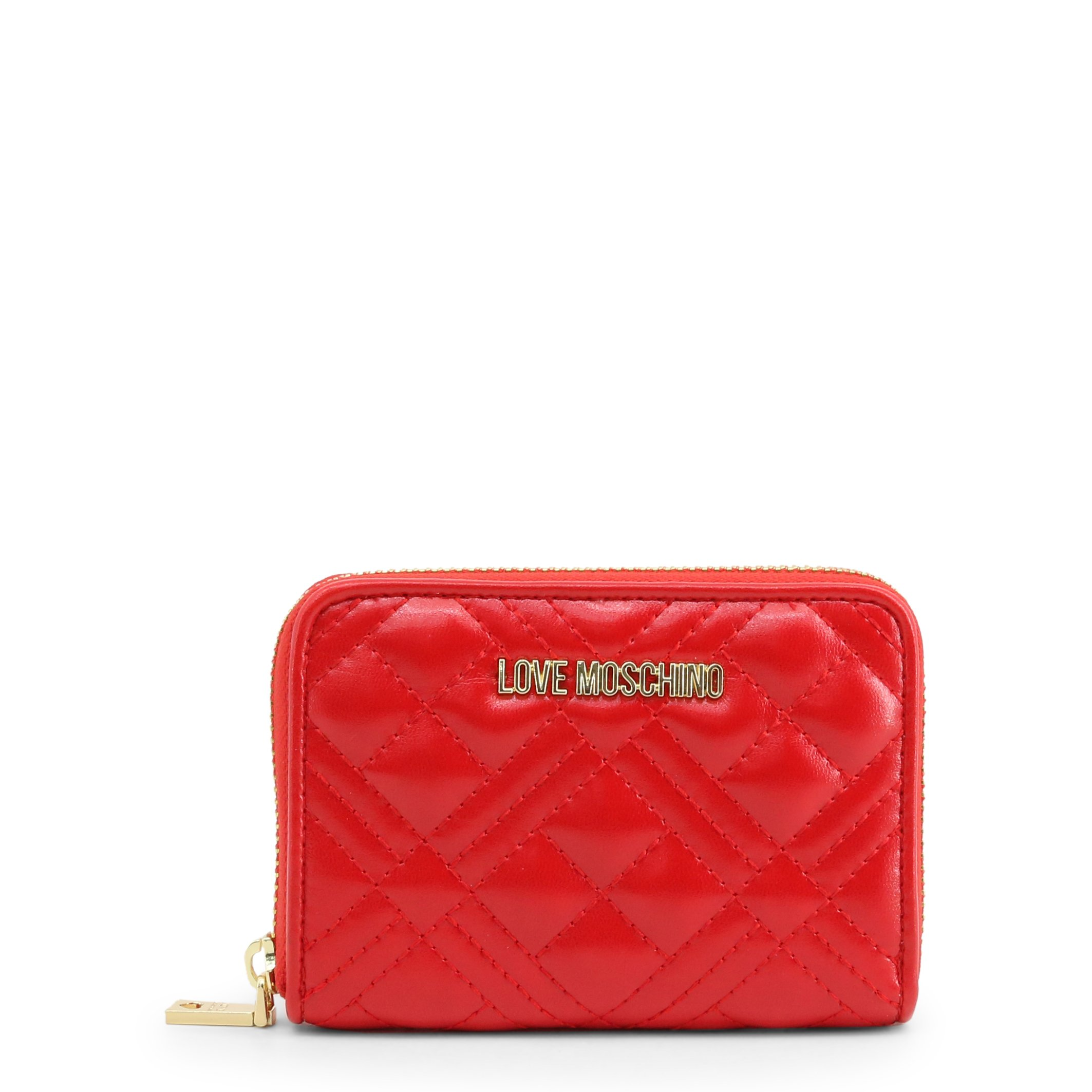 Love Moschino Women's Wallet Various Colours JC5602PP1BLA - red NOSIZE