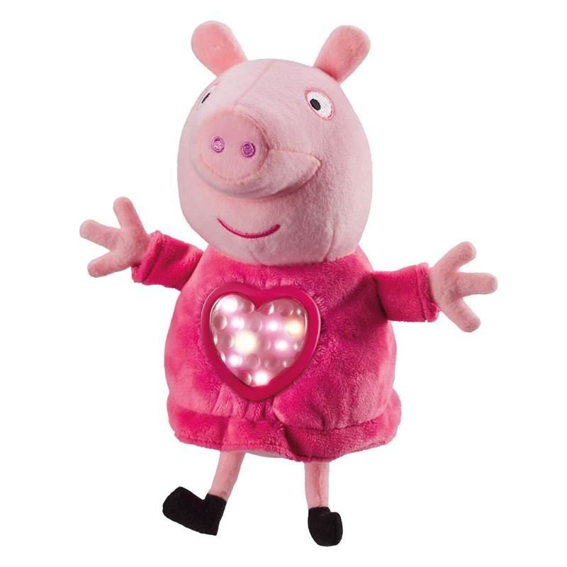 Peppa Pig - Sleepover Peppa 25 cm (905-06926)