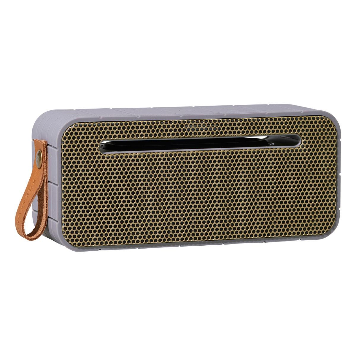 Kreafunk - aMove Bluetooth Speaker - Cool Grey (Kfng69)