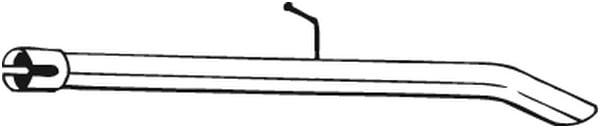 Pakoputki BOSAL 850-067