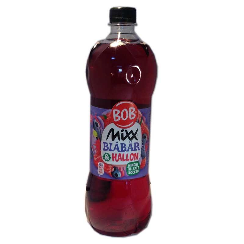Saft BOB Mixx blåbär & Hallon - 71% rabatt
