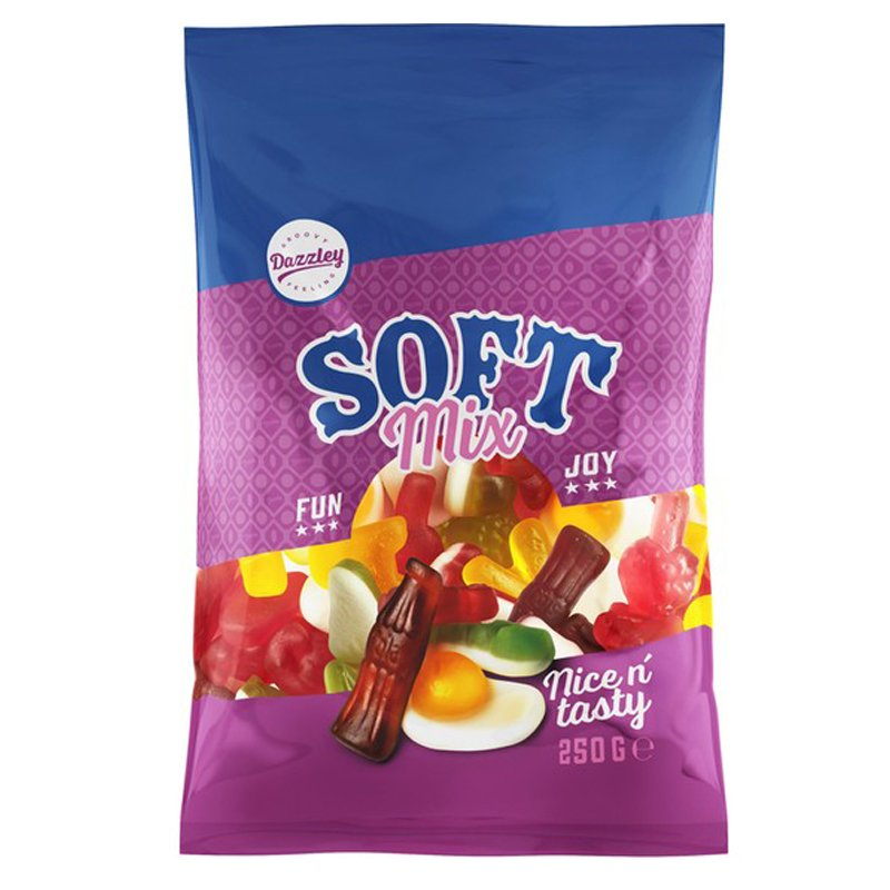 Godis Soft Mix - 28% rabatt