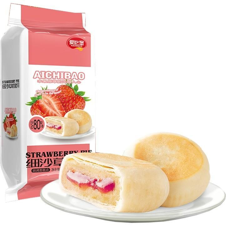 Aichibao Strawberry Pie 200g