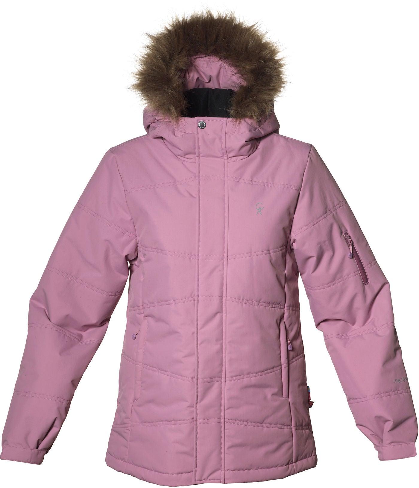 Isbjörn Downhill Vinterjacka, Dusty Pink 146-152