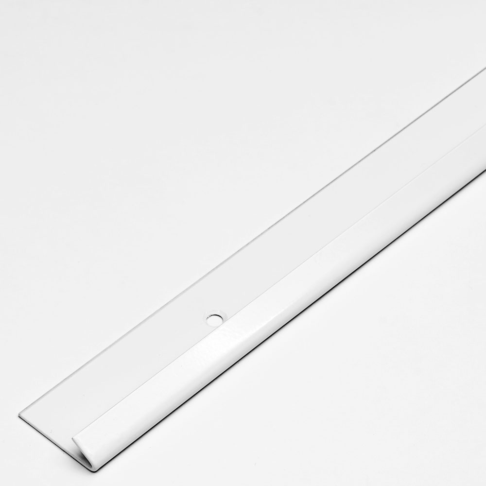 Pelly System Bærelist 1000 mm Hvit, 1000