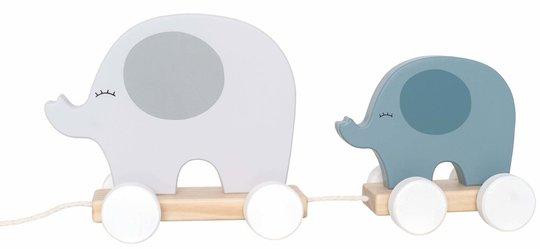 Jabadabado Draleke Elefant Grå